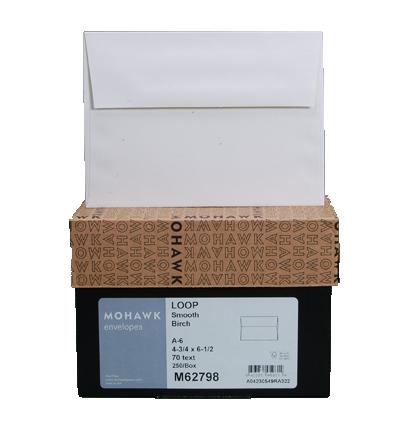 A7 Genesis Announcement Envelopes