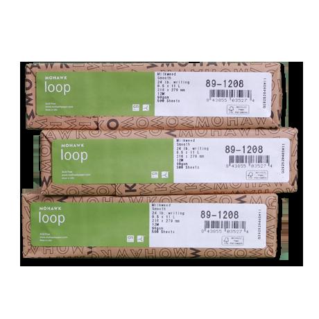 Genesis Loop Letterhead 100% Post Paper 24 lb.