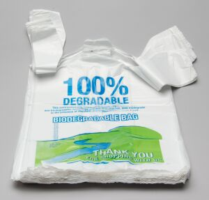Degradable T-Shirt Bag