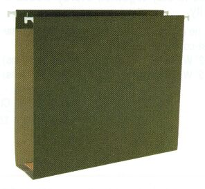 Box Bottom Hanging Folders - legal size