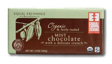 Organic Mint Chocolate