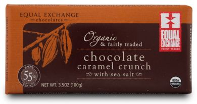 NEW! Chocolate Caramel Crunch