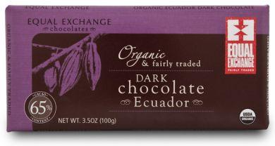 Ecuador Dark Chocolate