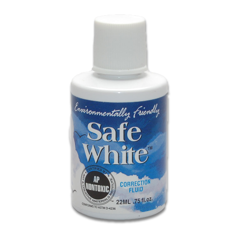 Safe White Correction Fluid