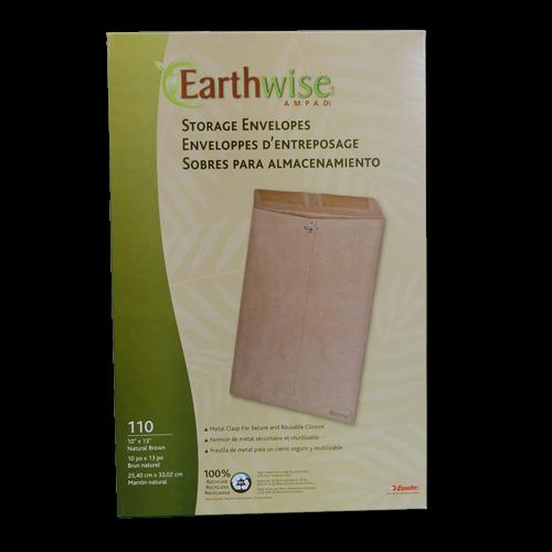 "10X13"" EARTHWISE Envirotec Clasp Envelopes"