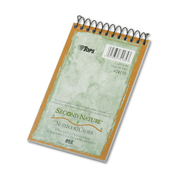 "3x5"" Pocket Notebooks - Wirebound Top"