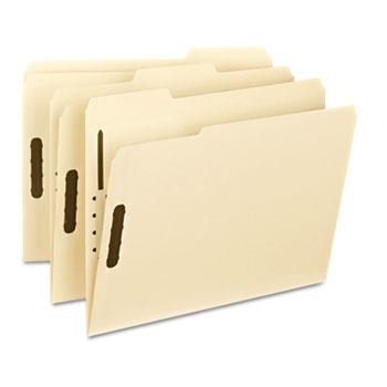 Manila Fastener Folders