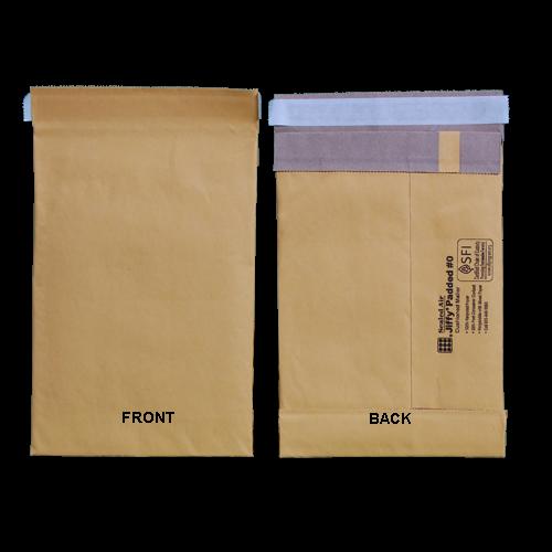 Jiffy Padded Self-seal Mailers