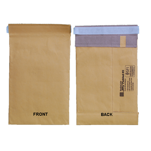 Jiffy Padded Self-seal Mailers