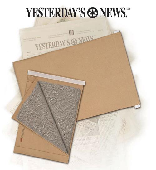 Yesterdays News/Jiffy Self-seal Mailers