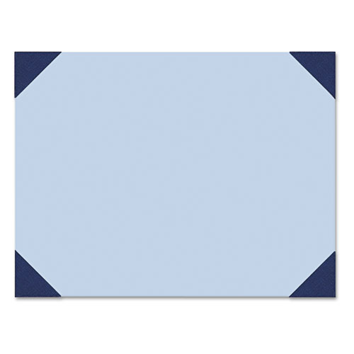 HOD440 Doodle holder and pad - blue