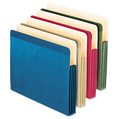 Color File Pockets