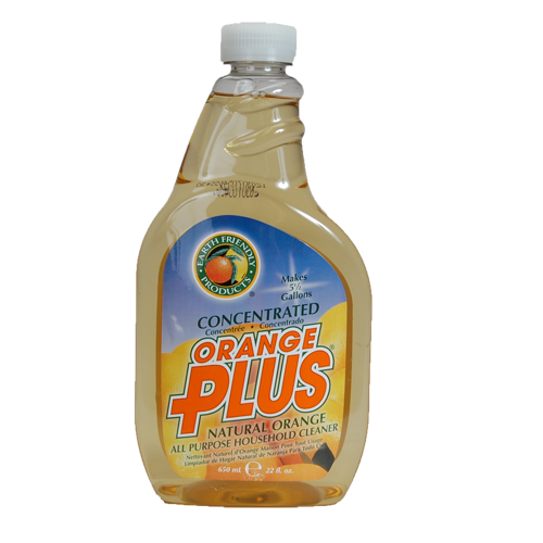 Earth Friendly Orange Plus All-Purpose Cleaner - Concentrate