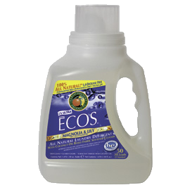 Earth Friendly Ecos Concentrated Laundry Detergent - small