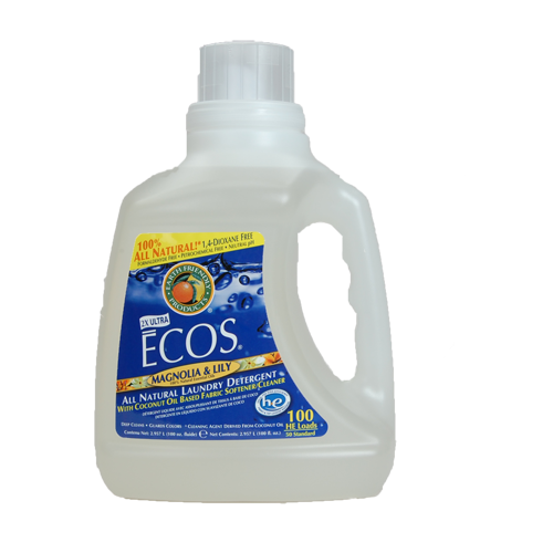 Earth Friendly Ecos 2X Concentrated Laundry Detergent - large