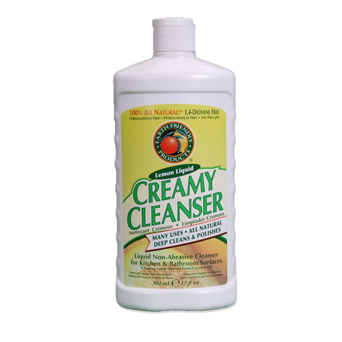 Earth Friendly Creamy Cleanser