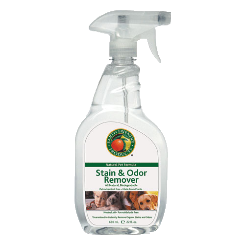 Earth Friendly Stain & Odor Remover