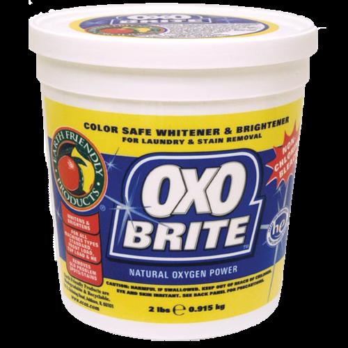 Earth Friendly Oxo Brite Non-chlorine Laundry Whitener