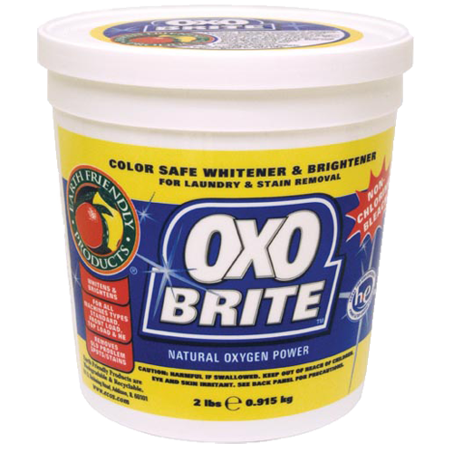 Earth Friendly Oxo Brite Non-chlorine Laundry Whitener