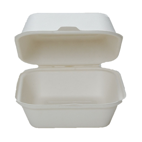 6x6 Sugarcane To-Go Box