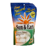 Sun and Earth Dishwasher Detergent