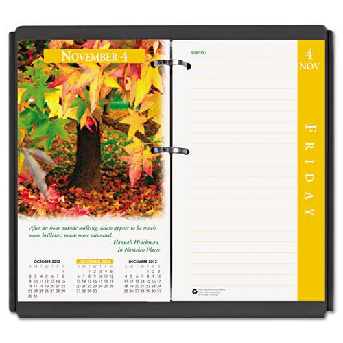 HOD417 Earthscapes Desk Calendar Refill