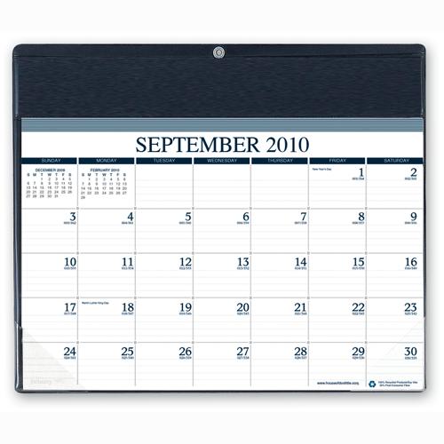 HOD13502 Reminder Wall Calendar (16 mo.)
