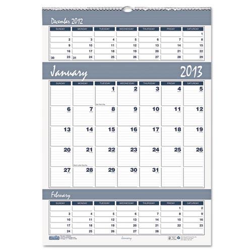 HOD342 BH Triple Month (12x17)