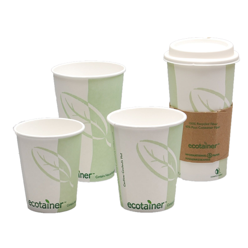 12oz ecotainer hot cup