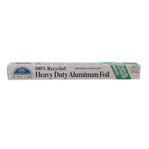 Heavy Duty Recycled Aluminum Foil