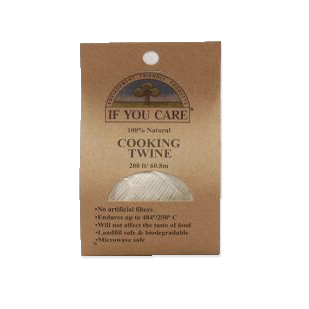 Natural Cooking/Recycling Twine