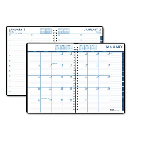 HOD2896-32 Daily Monthly 24-7 Planner