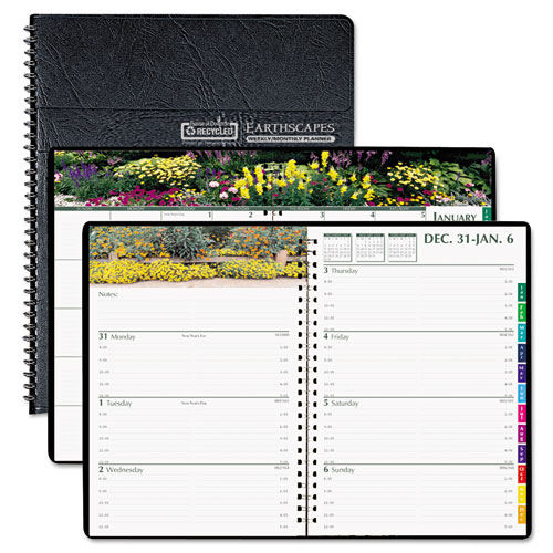 HOD2946-32 Earthscapes Weekly/Monthly Planner