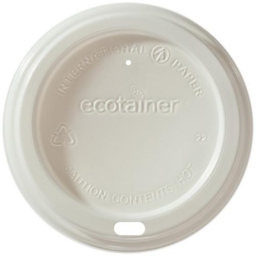 Compostable Dome Lids