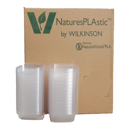 NATUREWORKS Food Containers (carton)