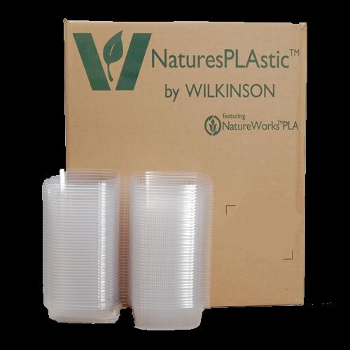 NATUREWORKS Food Containers (carton)