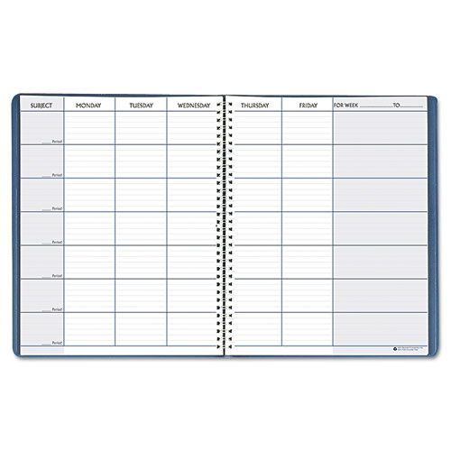 HOD 509-07 Teacher's Planner