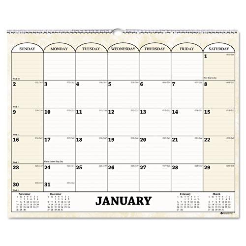 HOD319 Wall Calendar