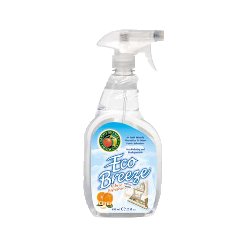 Earth Friendly Eco Breeze fabric refresher