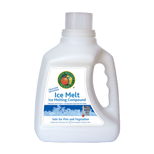 Earth Friendly Ice Melt (pet friendly, too!)
