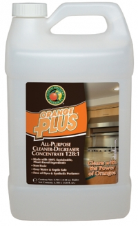 Orange Plus® Concentrate Cleaner-Degreaser