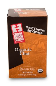 Equal Exchange Chai Tea