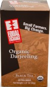 Organic Fair Trade Darjeeling Tea