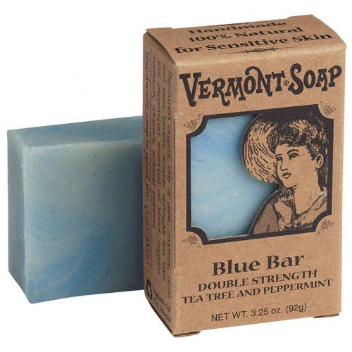 Blue Bar Vermont Soap - Double Strength