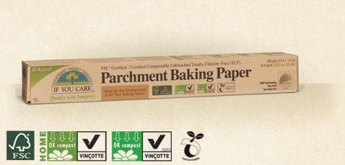 Parchment Baking Paper Roll