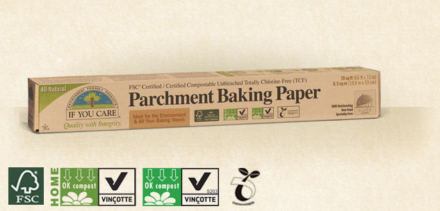 Parchment Baking Paper Roll