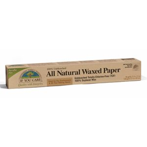 Waxed Paper unbleached