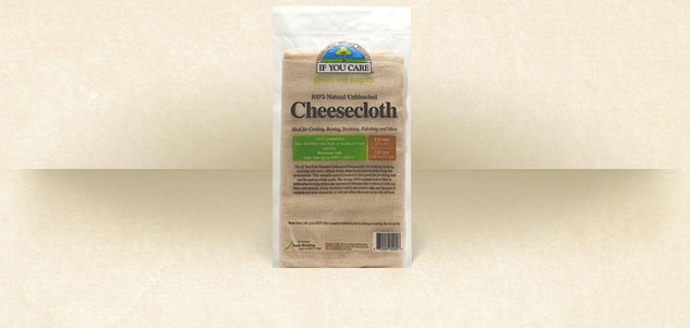 Cheese Cloth unbleached