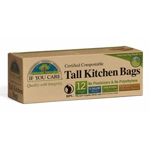 If You Care Compostable Trash Bags