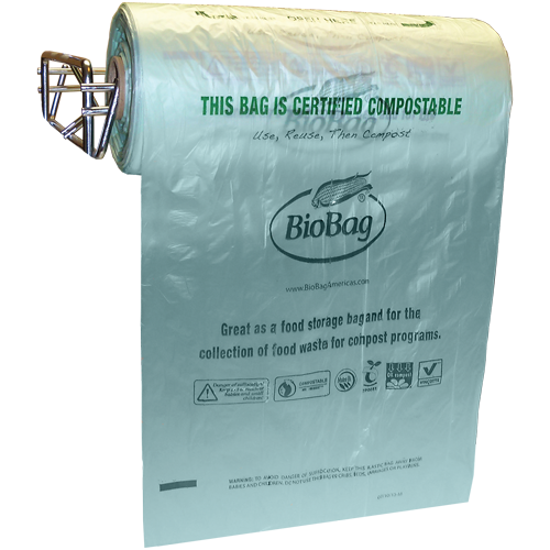 BioBag Produce Bags made from plants